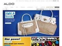 Top USA Stores - Aldo Shoes