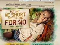 Top USA Stores - American Eagle Outfitters